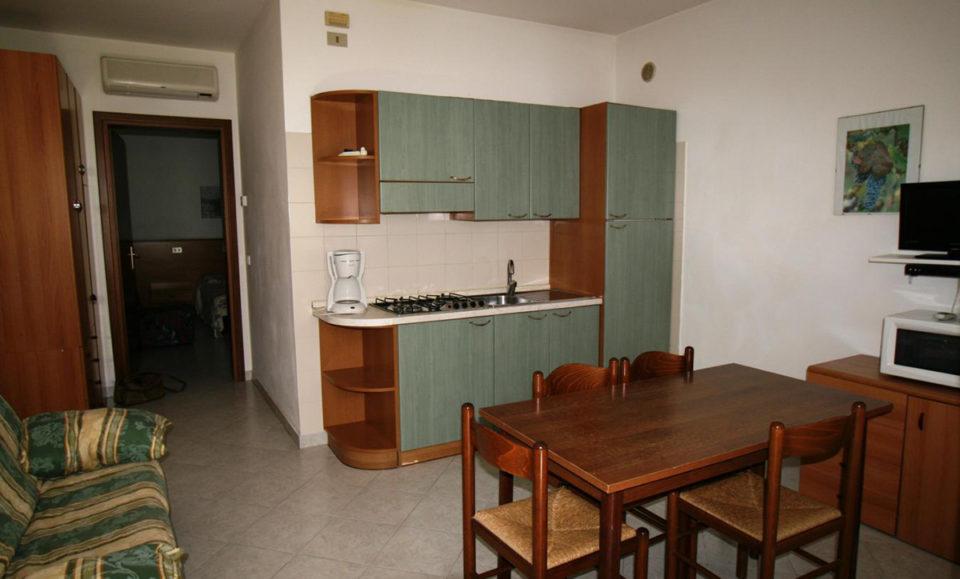 Квартира-студия в центре Лидо де Джезоло, Венеция, Италия