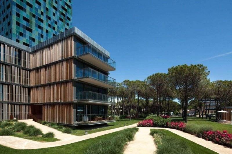 Квартиры в новом жилом комплексе на стадии завершения строительства, Езоло Пинета, Венеция, Италия